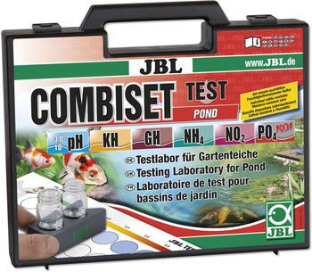 JBL PROAQUATEST Combi Set Pond Teich-Wassertest