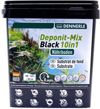 Dennerle Deponit-Mix Black 10in1 4,8kg