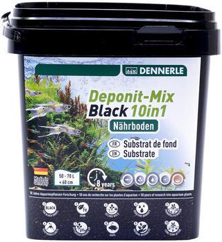 Dennerle Deponit-Mix Black 10in1 2,4kg