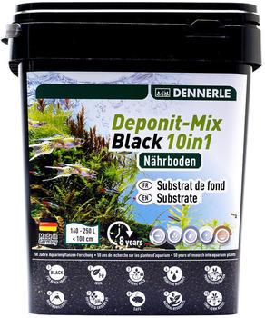 Dennerle Deponit-Mix Black 10in1 9,6kg