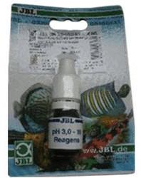 JBL Tierbedarf JBL pH 3,0-10,0 Reagens