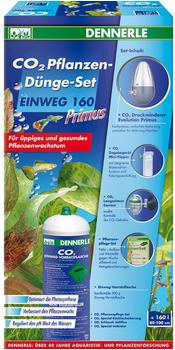 Dennerle CO2 Pflanzen-Dünge-Set EINWEG 160 Primus