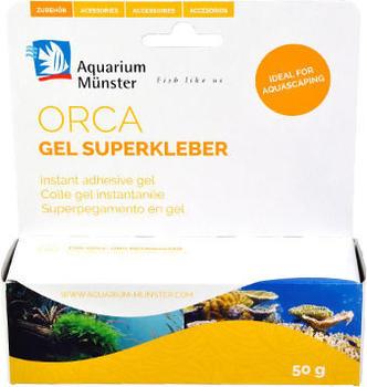 Aquarium Münster orca Gel-Superkleber 50 g
