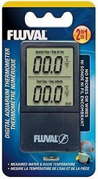 HAGEN Fluval Thermometer 2 In 1