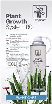 Tropica Plant Growth System 60 - CO2 Set