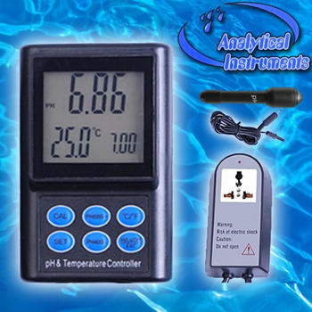 OCS.tec PH & Temperatur Controller P14