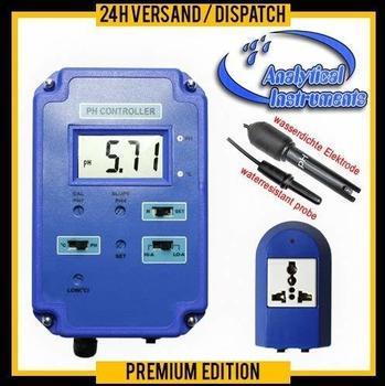OCS.tec PH & Temperatur Controller P24