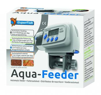 Superfish Futterautomat Aqua-Feeder weiß