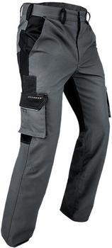 Pfanner StretchZone Spirit Arbeitshose (101947) grau/schwarz