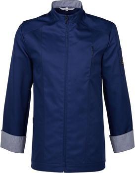 Greiff Herren-Kochjacke PREMIUM Style 5575 dunkelblau