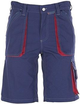 Planam Shorts Basalt MG 260 marine/rot