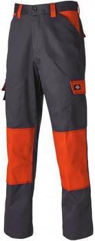 Dickies Everyday Hose 24/7 grey/orange