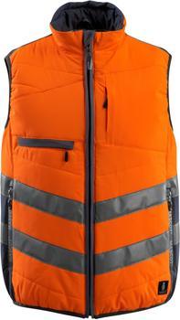 Mascot Grimsby orange/schwarzblau