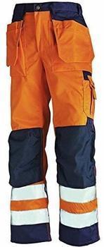 Blakläder High Vis Bundhose (15331860) orange/marineblau