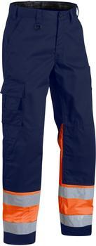 Blakläder High Vis Bundhose (15641811) marineblau/orange