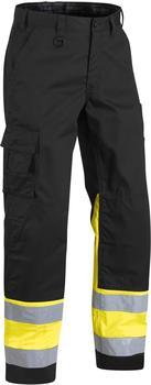 Blakläder High Vis Bundhose (15641811) schwarz/gelb