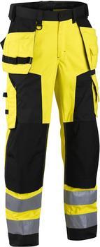 Blakläder High Vis Softshell Bundhose (15672517) gelb/schwarz