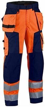 Blakläder High Vis Handwerker Bundhose (15681811) orange/marineblau