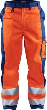 Blakläder High Vis Bundhose (15831860) orange/kornblau