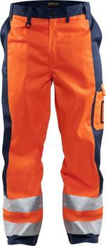 Blakläder High Vis Bundhose (15831860) orange/marineblau