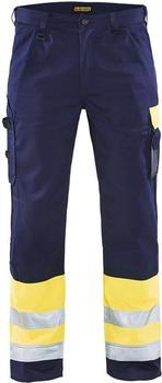 Blakläder High Vis Bundhose (15841860) gelb/marineblau