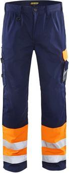 Blakläder High Vis Bundhose (15841860) orange/marineblau