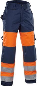 Blakläder High Vis Winterhose (18831997) orange/marineblau