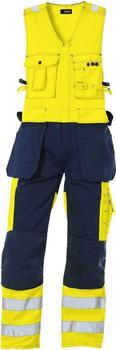 Blakläder High Vis Kombihose (26531804) gelb/marineblau