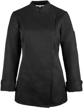 Greiff Damen-Kochjacke BASIC Style 5405 schwarz
