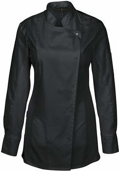 Greiff Damen-Kochjacke PREMIUM Style 5408 schwarz