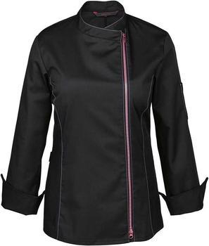 Greiff Damen-Kochjacke PREMIUM Style 5409 schwarz