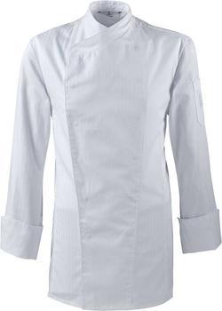 Greiff Herren-Kochjacke PREMIUM Style 5544 weiß