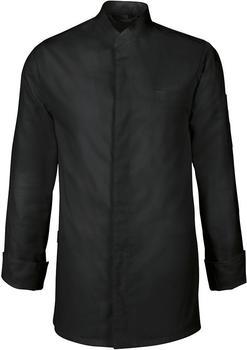 Greiff Herren-Kochjacke PREMIUM Style 5569 schwarz