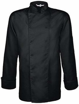 Greiff Herren-Kochjacke BASIC Style 5580 schwarz