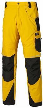 Dickies Pro Bundhose (DP1000) gelb