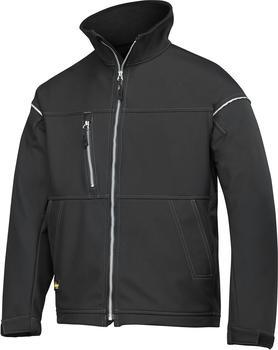 Snickers 1211 Profil Softshell Jacke schwarz
