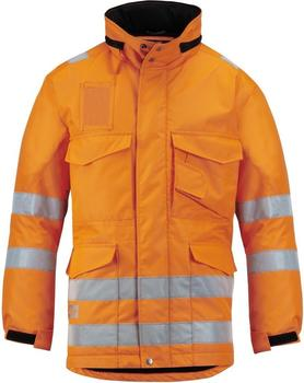 Snickers 1823 High-Vis Winterparka signalorange
