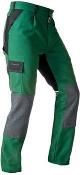 Pfanner StretchZone Canvas Hose grün/schwarz