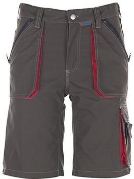 Planam Shorts Basalt MG 260 oliv/rot