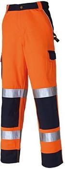 Dickies Hose Industry High Vis orange