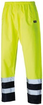 Dickies High Visibility Two Tone Hose gelb