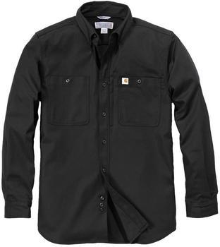 carhartt-rugged-professional-long-sleeve-work-shirt-black-102538-001