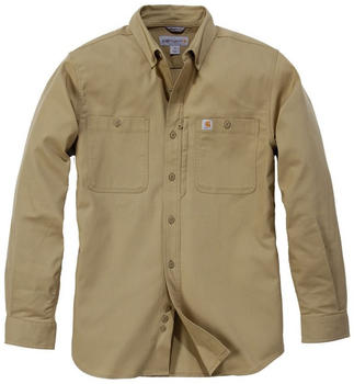 carhartt-rugged-professional-long-sleeve-work-shirt-dark-khaki-102538-253