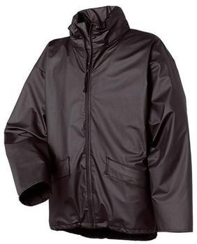 Helly Hansen Voss Waterproof PU Rain Jacket (70180) dark orange