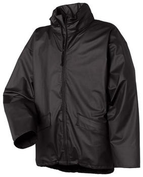 Helly Hansen Voss Waterproof PU Rain Jacket (70180) black