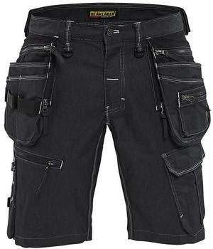 Blakläder Handwerker Shorts Stretch X1900 (19921141-8999) marineblau/schwarz