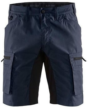 Blakläder Service Shorts Stretch (14491845) marineblau/schwarz