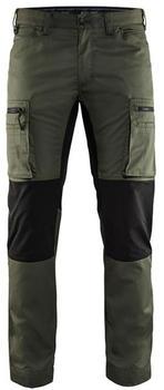 Blakläder Service Arbeitshose Stretch (14591845-4699) armygrün