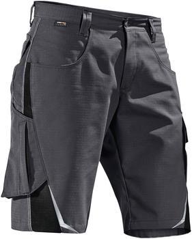 Kübler Pulsschlag Shorts (2524) anthrazit/schwarz