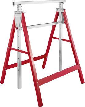 TecTake 402847 Set of 2 Builders Trestle